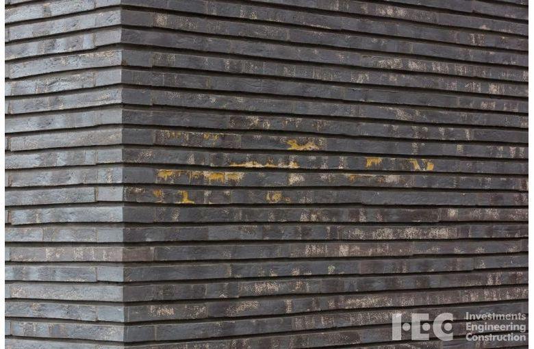 Ригельный кирпич Petersen Kolumba K58