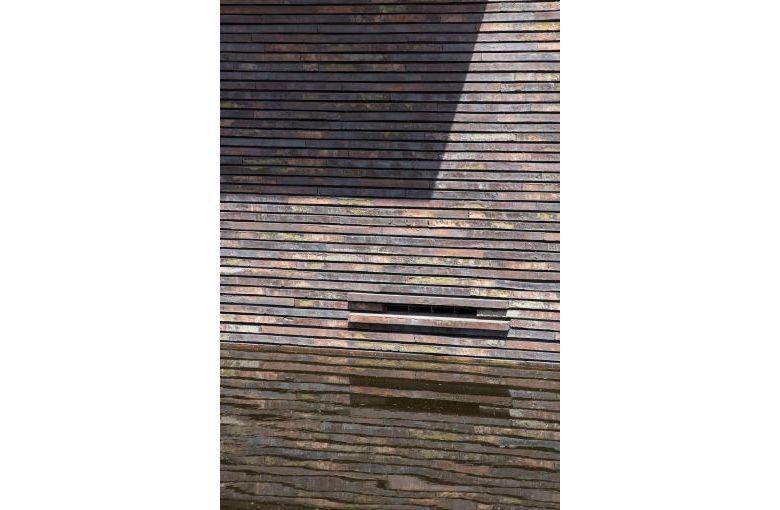 Ригельный кирпич Petersen Kolumba K44